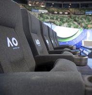 L'Open d'Australie propose une nouvelle expérience VIP avec des sièges placés sur le court central