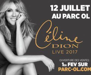 Décryptage – Comment le Parc OL prépare la venue de Céline Dion pour son concert le 12 juillet 2017