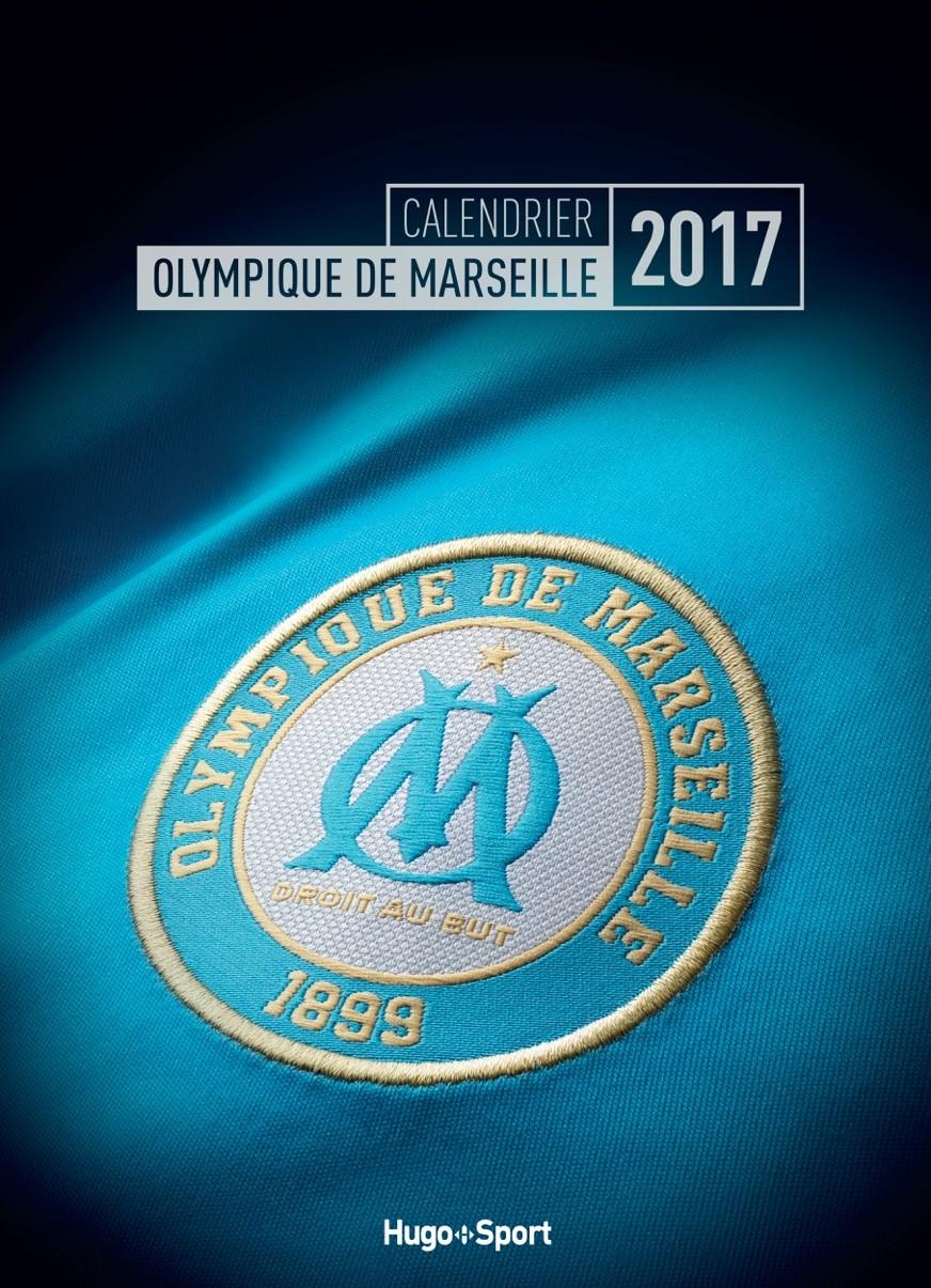 Concours 2 calendriers 2017 olympique de marseille gagner - Logo de l olympique de marseille ...