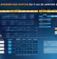 TV – Calendrier et horaires de diffusion des matchs du Championnat du Monde 2017 de Handball