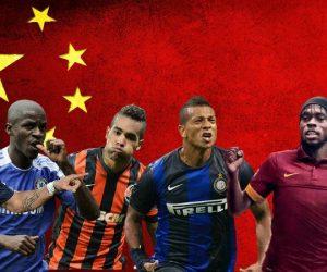 La Chinese Super League instaure un quota de joueurs étrangers