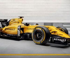 F1 – Renault signe avec BP et Castrol