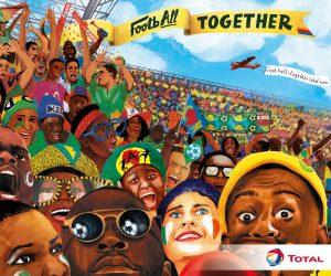 Comment Total active son partenariat durant la Coupe d'Afrique des Nations 2017