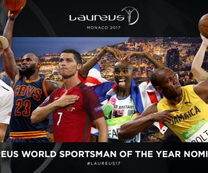 Les Laureus World Sports Awards font voter les fans pour élire le moment sport 2016