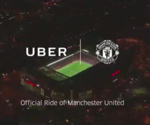 Sponsoring – Uber s'associe à Manchester United