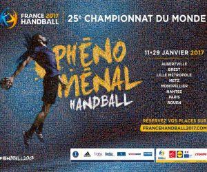 Le financement du Championnat du Monde de Handball 2017