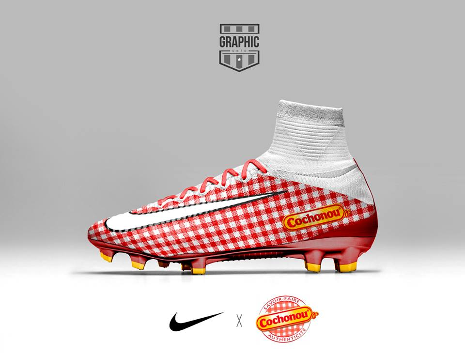 finest selection 1acd9 bd926 Nike Mercurial – Cochonou