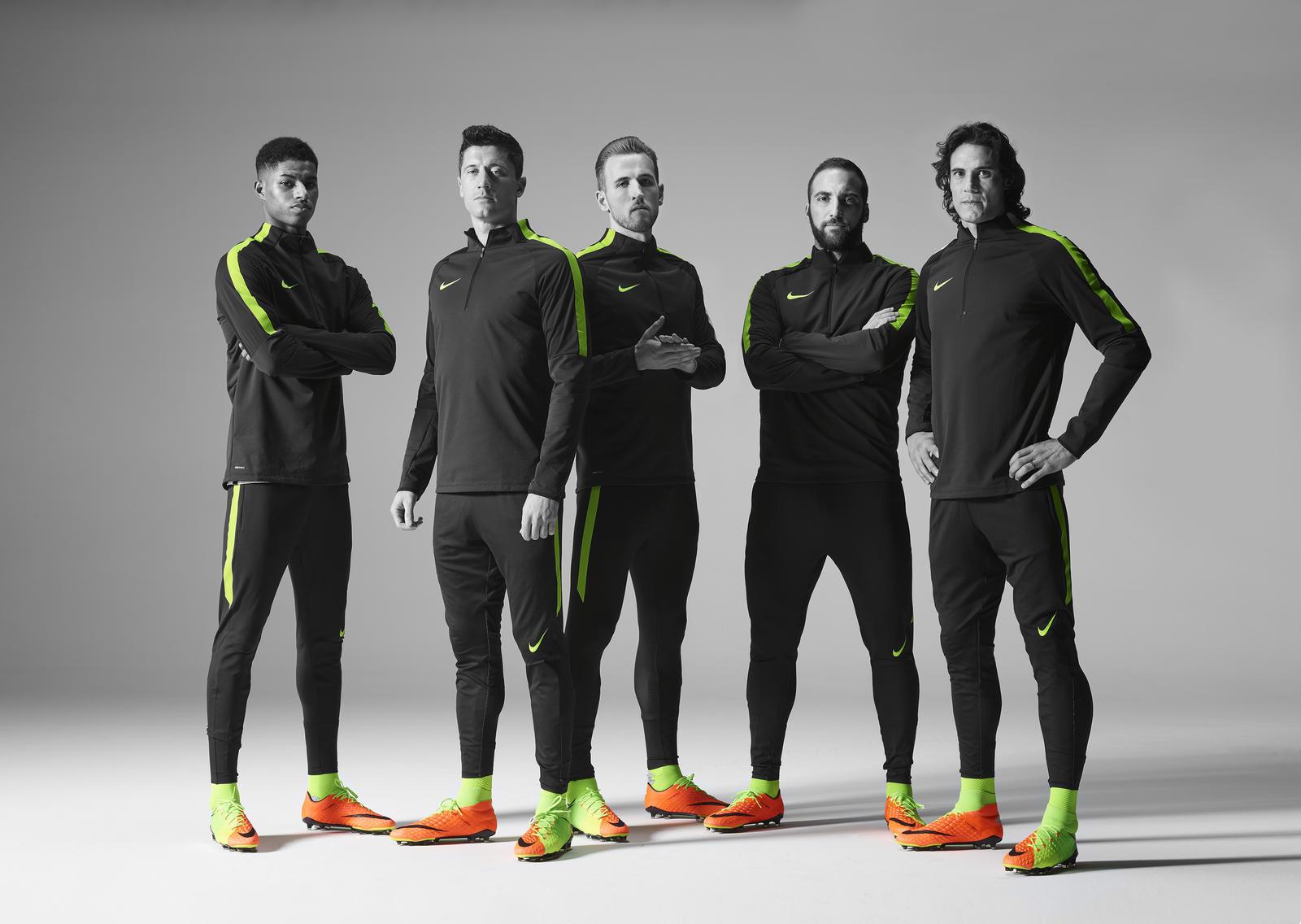 Nike dévoile la nouvelle Hypervenom III, la chaussure des