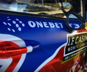 OneBet premier partenaire «paris sportifs» du WRC