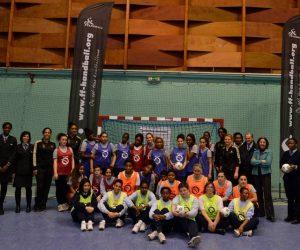 La RATP prolonge son engagement dans le handball féminin