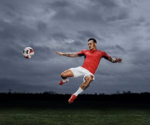 Football – Under Armour met un pied en France