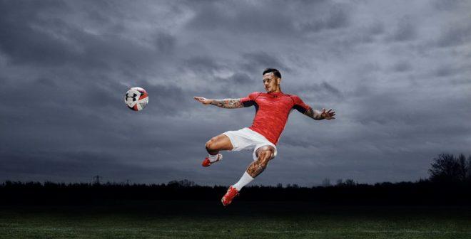 Football – Under Armour met un pied en France