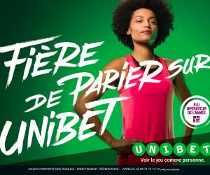 Unibet met en avant la fierté de ses parieurs dans une nouvelle campagne d'affichage