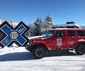 Winter X Games Aspen 2017– It's ONSFR SPORT 3 !