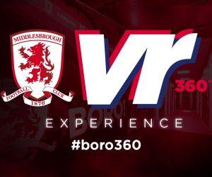 Middlesbrough FC lance une expérience de Réalité Virtuelle