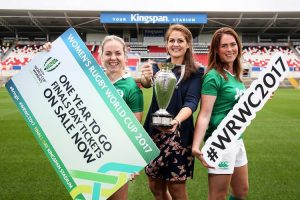 La Coupe du Monde Féminine de Rugby 2017 sur France Télévisions et Eurosport