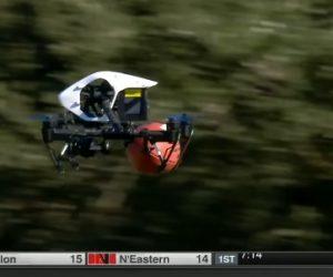 Des drones lors du Pro Bowl 2017, le All Star Game de la NFL