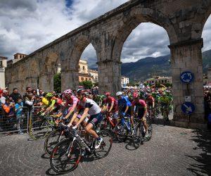 Tag Heuer nouveau Chronométreur Officiel du Tour d'Italie