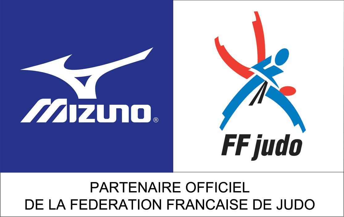 8268aa3068 En marge de son contrat de partenariat avec la Fédération Française de  Judo, Mizuno avait déjà mis en place des partenariats régionaux notamment  avec le ...