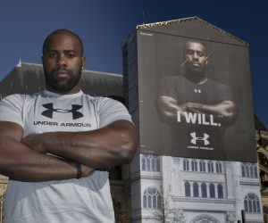 Teddy Riner nouvel ambassadeur d'Under Armour