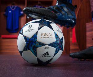 adidas dévoile le ballon de la finale de l'UEFA Champions League 2017