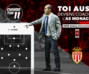 L'application de l'AS Monaco évolue