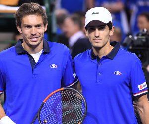 Tennis – Un nouveau sponsor commun pour la paire Mahut – Herbert