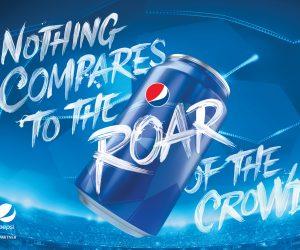Pepsi s'active pour le retour de l'UEFA Champions League et célèbre la passion des Fans