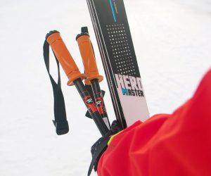 Rossignol et PIQ présentent le 1er ski connecté