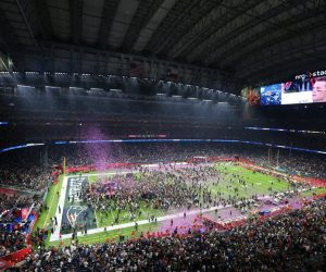 Audience TV en baisse pour le Super Bowl 51, évènement très commenté sur Twitter et Facebook