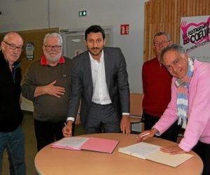 Le FC Lorient s'associe aux Restos du Cœur