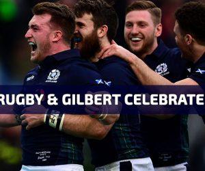 Rugby – Gilbert prolonge son partenariat avec l'Ecosse