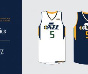 Sponsoring – Qualtrics s'offre le maillot du Utah Jazz (NBA) pour promouvoir «5 For The Fight»