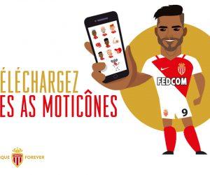 L'AS Monaco lance ses «AS Moticônes»