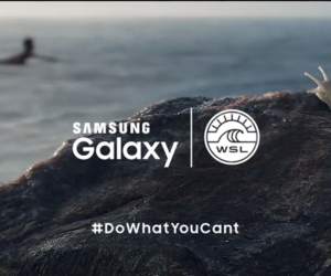 La World Surf League perd Samsung comme son Sponsor-Titre