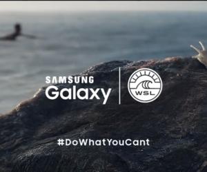 La World Surf League perd Samsung comme son Sponsor-Titre
