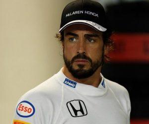 Fernando Alonso signe chez adidas