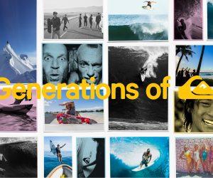 Quiksilver lance son nouveau clip promotionnel «Generations of Quiksilver»