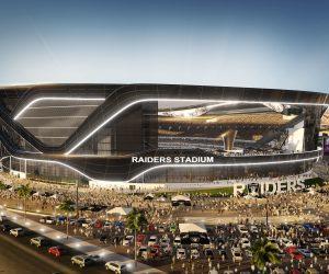 NFL – Un stade à 1,9 milliard de dollars pour les Raiders qui déménagent à Las Vegas