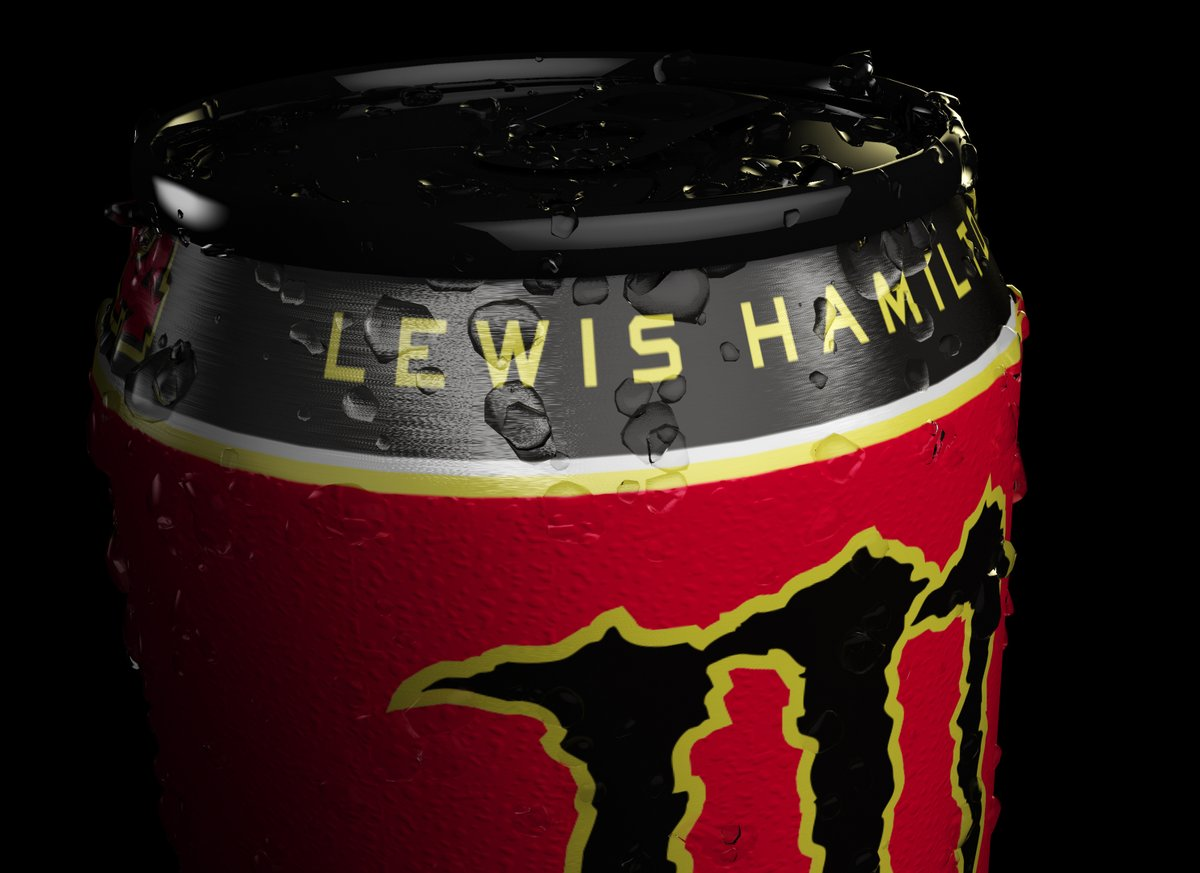 lewis hamilton signe avec monster energy qui proposera une boisson signature son nom. Black Bedroom Furniture Sets. Home Design Ideas