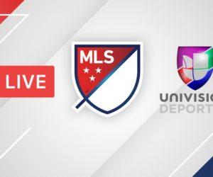 Au moins 22 matchs de MLS seront diffusés sur Facebook Live