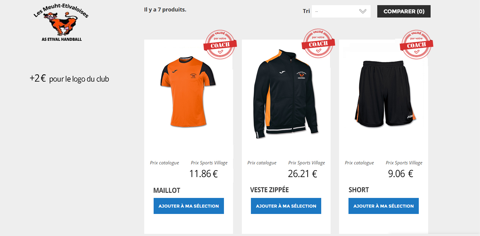 ac8e9c5a0bdb ... on peut noter la création de boutiques personnalisées. Une  personnalisation aux couleurs du club qui permet à ce dernier de pouvoir  vendre ...