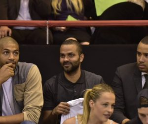 Nicolas Batum nouvel actionnaire d'Infinity Nine Sports (et donc de l'ASVEL Basket)