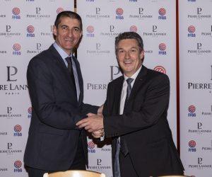 Sponsoring – Pierre Lannier Fournisseur Officiel de la FFBB jusqu'en 2020