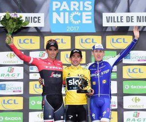 Cyclisme – 16 000€ pour le vainqueur du Paris-Nice 2017