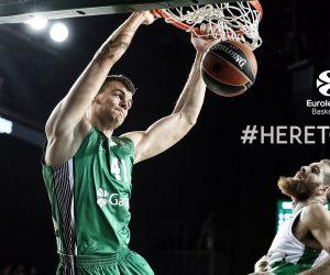adidas prolonge son partenariat avec l'Euroleague Basketball