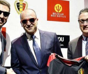 Foot – Alain Afflelou nouveau partenaire de la Belgique