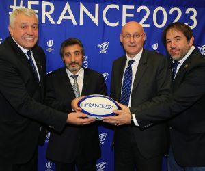 Rugby – Voici le maillot du XV de France avec le logo Altrad comme sponsor face