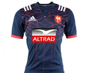 Rugby – Altrad sera bien le premier sponsor maillot de l'histoire du XV de France