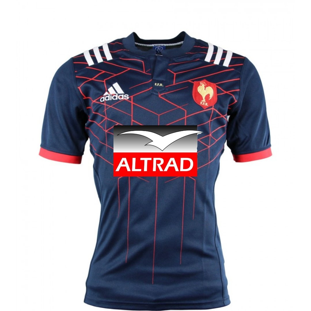 rugby altrad sera bien le premier sponsor maillot de l 39 histoire du xv de france. Black Bedroom Furniture Sets. Home Design Ideas